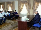 Президенти Ислом Каримов таваллуд санаси муносабати билан тадбир утказилди